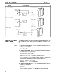 omron plc cqm1 opearation manual omron sysmac cp1e Omron Plc Wiring Diagram #33