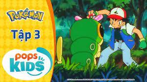 Pokémon Tập 3 - Thu Phục Pokémon - Hoạt Hình Pokémon Tiếng Việt Season 1