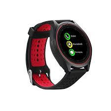 mobicell <b>V9 Bluetooth Smartwatch</b> with Camera TF/SIM Card Slot ...