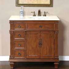 traditional bathroom vanity design with brown wooden the benefit of using  cherry wood for va