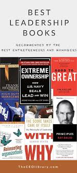 best leadership books recommended by the best entrepreneuranagers