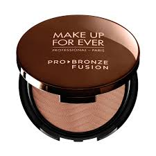 pro bronze fusion bronzer make up for ever