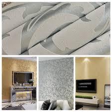 Living Room Bedroom Aliexpresscom Buy 3d European Living Room Wallpaper Bedroom
