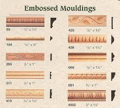 Find this Pin and more on Wooden Craft Ideas. decorative flat trim ...