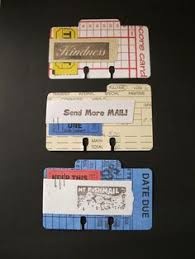 rolodex cards using some mail art rubber sts i purchased while traveling july 2018