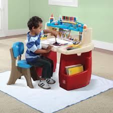 deluxe art master desk kids art desk step2 inside step two desk and chair large