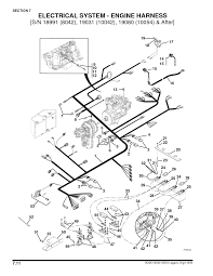 Jlg battery wiring diagram electrical wiring diagrams for model jlg hydraulic lift trailers 3394rt jlg wiring schematic