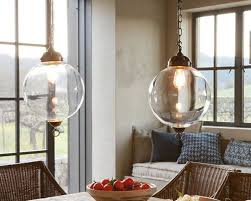 pendant lights astounding caged pendant light geometric lamp with bench and cushions and dining table