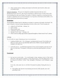 Catering Order Form Template Free New Sample Brochure For Catering ...