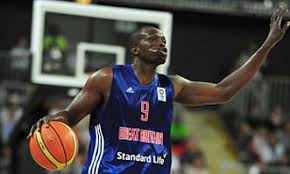 Great Britain basketball team lose to Australia in London 2012 test event    Daily Mail Online