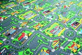 beautiful car track rug and road rug road rug play mat race car track roll up