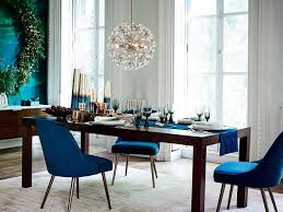 Modern dining room furniture Wood Modern Dining Chairs And Upholstered Dining Room Chairs Freshomecom Freshomecom Home For The Holidays 15 Festive Dining Chairs To Dress Up Your