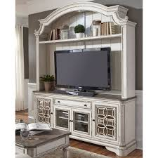 gray and white furniture. Contemporary Gray 5 Piece Modern Entertainment Center - Newport169999  Distressed White 2 Antique Magnolia Manor Gray And White Furniture T