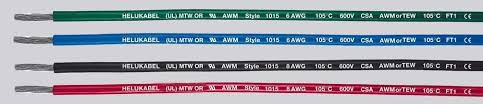 Awm Wire Chart Your Source For Flexible Ul Csa And European Wire Cable