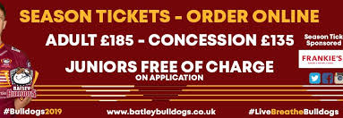 Latest News Archives - Page 6 of 19 - Batley Bulldogs