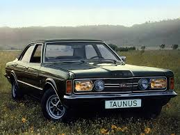 Mad 4 Wheels - 1970 Ford Taunus sedan