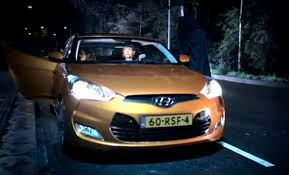 Hyundai Veloster Commercial Kills Death, Gets Banned in Holland ...