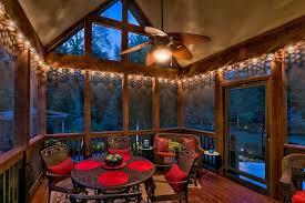 rustic porch with gazebo screened porch transom window wrap around porch world
