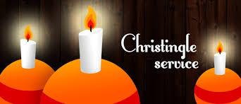 Image result for christingle service
