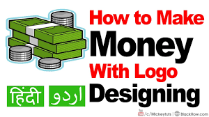 Earn Money By Designing Logos How To Make Money Via Logo Designing Logo Design Scope Urdu Hindi Tutorial