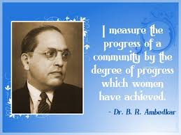 Famous Women Quotes Impressive Famous Women Quote By Dr BR Ambedkar Photos And Ideas