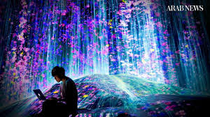 Tokyo Museum Of Light Tokyo Digital Art Museum Looks To Expand The Beautiful