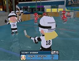 Miniclip Games Sports  Play Ice Hockey Heroes Gameplay Online For Backyard Hockey Pc Download