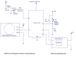 circuit diagram fora diy alarm project wiring diagram site burglar alarm circuit and projects diy fire alarm diagram circuit diagram fora diy alarm project