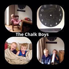 clock chalkboard wall sticker review