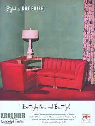 Kroehler Bedroom Furniture Kroehler Furniture Advertisement Gallery