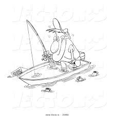 Small Picture Canoe Fishing Coloring PagesFishingPrintable Coloring Pages Free