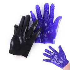 1PCS <b>Sex</b> Gloves Masturbation For <b>Couples</b> Vagina Stimulator ...