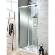 bi fold shower doors edge bi fold shower door aluminium aqualux shine bifold shower door 900mm