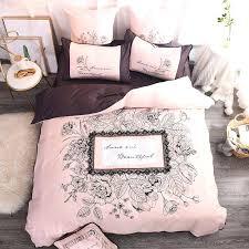 rose colored duvet covers lovely rose color cotton embroidery bedding set blue rose duvet set rose coloured duvet covers