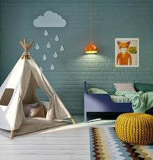 mid century modern kids bedroom. 15 Colorful Mid Century Kids Room Designs Your Would Love To Play In Modern Bedroom T