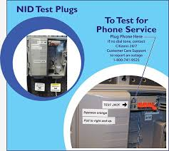 telephone troubleshooting guide citizens nid