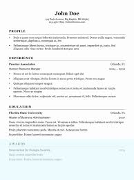 Resume Cover Letter Template Download Resume Header Template Download Latex Format Beautiful Cover 18
