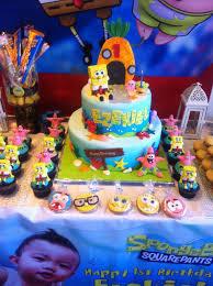 Spongebob Cake Ezekiel Decobake 2 Decobake Cakes Cupcakes