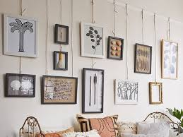 Picture frame hanging wire is a great ideal for hanging frame.