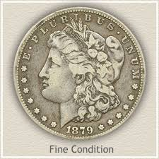 1979 Dollar Coin Value Chart 1879 Morgan Silver Dollar Value Discover Their Worth