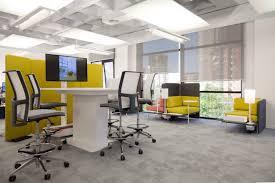 office room furniture design. Showroom Madrid Office Room Furniture Design
