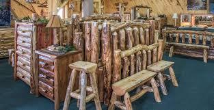 Log Bedroom Furniture Dutchman Log Furniture