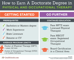 Doctor Of Physical Therapy And Occupational Therapy Programs