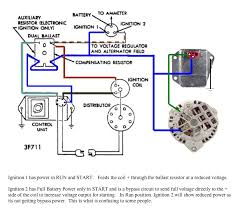 mopar alternator question the h a m b Powermaster Alternator Wiring Diagram mopar_electronic_ignition_diagram jpg powermaster alternator wiring diagram ford