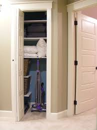 Narrow Linen Cabinet Hall Small Linen Closets And Heres What It Looks Like After