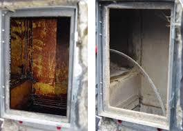 Fat, oil and grease reduction in commercial kitchen ductwork: a novel  biological approach
