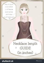 Z Supply Size Chart Necklace Chain Size Chart Necklace Length Royalty Free