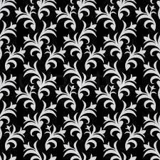 black and white vintage floral wallpaper. Beautiful White Vintage Beautiful Background With Retro Style Ornamentation Fashioned  Seamless Pattern White And Black Colors Vector Wallpaper Floral Swatch Fabric For  Throughout Black And White Floral Wallpaper S