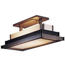 two light semi flush ceiling light 123709 17 b417 destination