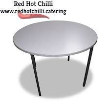 white round tables secondhand